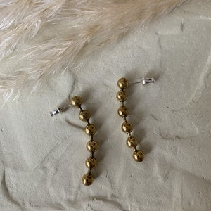 Brass ball chain pierce (S)