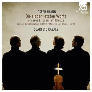[中古CD] ハイドン:十字架上のキリストの最後の七つの言葉 カザルス四重奏団