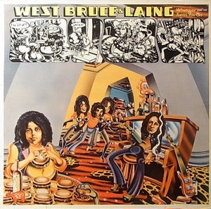 【LP】WEST, BRUCE & LAING/Whatever Turns You On