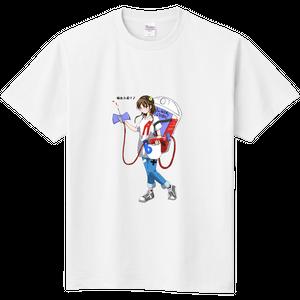 【輸血ちゃん】定番のTシャツ お見舞いギフト