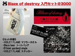 BLAZE OF DESTROY 入門セット