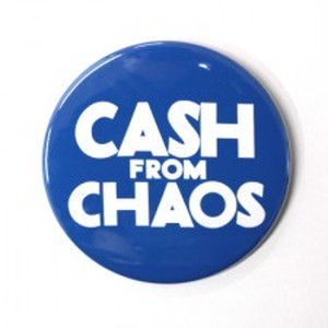 CASH FROM CHAOS/缶バッジ(54mm)