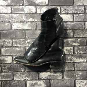 Square Toe Heel Boots