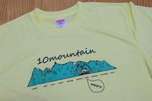My 10Mountain / sports yellow