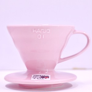 ILCANA セラミックコーヒードリッパー01【朱鷺】