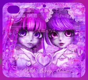 双子iPhoneケース