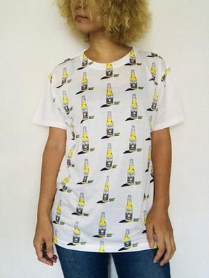 コロナにゃライムだTシャツ