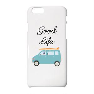 Good Life #4 iPhone case
