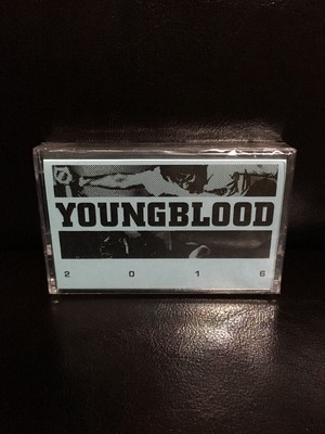 YOUNGBLOOD 2016 cassette
