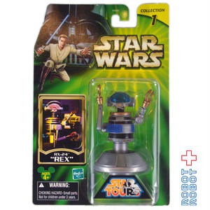 スターツアーズ Star Tours 2002 wave1 RX-24 (Captain REX)