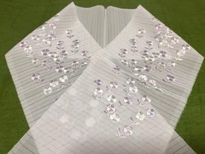 夏用半襟 高級刺繍1  1800円