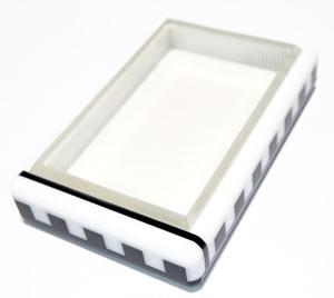 アクリル・デザイン虫盒(市松) 標準サイズ