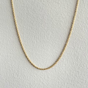 【GF1-101】16inch gold filled chain necklace