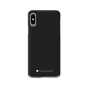 iPhoneケース(Black)