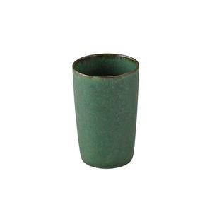 aito製作所 「翠 Sui」ミニ タンブラー ハナオカカップ 約110ml まつば 美濃焼 288052