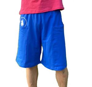 【SKANDHAL】TASCA ハーフパンツ【ブルー】【新作】イタリアンウェア【送料無料】《M&W》