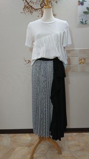 【スカート】デザインプリーツ《リトモラティーノ・RL2013852》