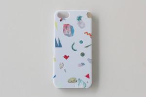 """idea pattern"" iPhoneケース"
