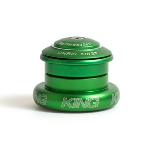 Chris King InSet 7 / Matte Emerald