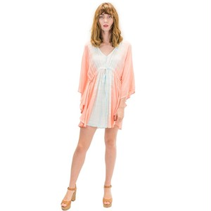 Angels by the sea/ Ocean Tunic In Bold