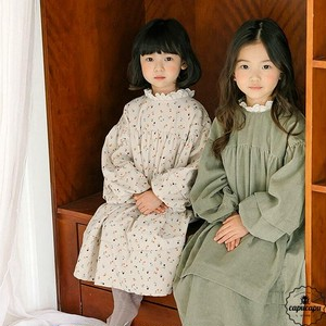 «sold out» roman corduroy one piece 2colors ロマンコーデュロイワンピース
