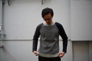 soglia / LANDNOAH Sweater Crazy Pattern
