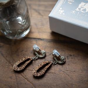 warp / ワープ(Pierced Earring Hang)
