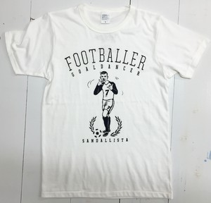 FOOTBALLER GOALDANCER SANDALLISTA / オフホワイト