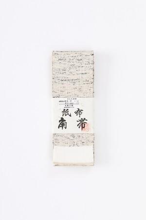 紙布角帯 / 大福帳