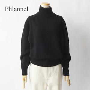 PHLANNEL SOL/フランネル・Yak Wool Knit