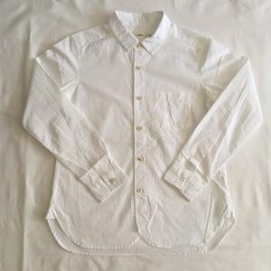 RINEN / レギュラーカラーシャツ 36010 シロ