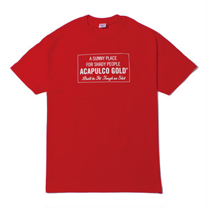 NEW STANDARD TEE (RED)