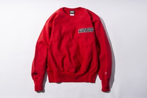 CHAMPION LOGO VINTAGE SWEAT T-3