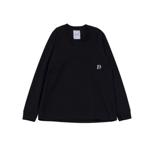 TDT18aw L/S T-Shirts (Black)