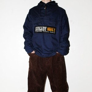 90s『Dready』Pullover Jacket