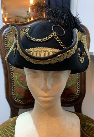 トライコーンハット Tri-corn Hat