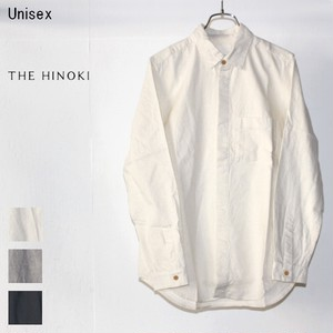 THE HINOKI ポケットワークシャツ Pocket Work Shirts TH17W-8 (NATURAL)