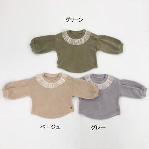 【Little s.t.】 バルーン袖トレーナー フリース 90cm〜130cm (A21552-04)