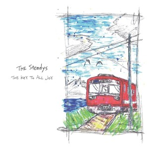 THE Steadys/THE KEY TO ALL JOY