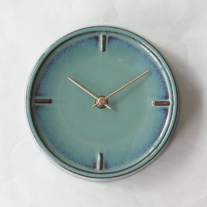 GLAZED CLOCK sugy ceramic tile 青海鼠釉