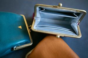mini   ウォレット/がまぐち財布 カモフラージュ