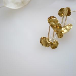ハーキマーダイヤモンド  pedal motif