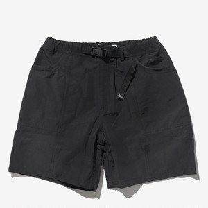 BELLWOODMADE Awesome Shorts Wide Cotton Nylon -Black