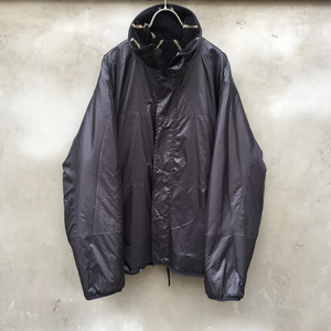 "KIIT "" original pattern boa fleece x ripstop nylon reversible zip up """