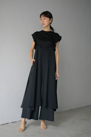 LOKITHO / LAYARD PANTS (black)