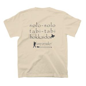 【Garage Sale】 solo-solo tabi-tabi Tシャツ
