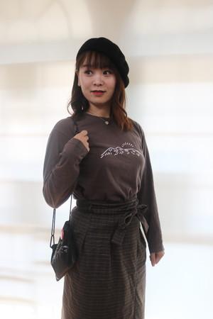 カワラダケロングTシャツ(XXL)