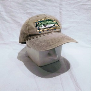 B-A-S-S embroidery cap