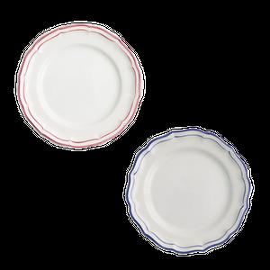 Gien  Filet plate / ジアン スカラッププレート 23cm