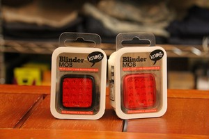 KNOG Blinder MOB KID GRID - REAR